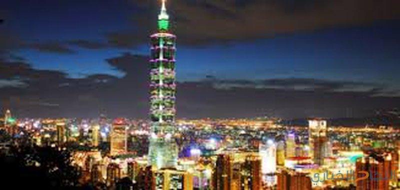 آلات تستبدل النفايات بالمال في تايوان