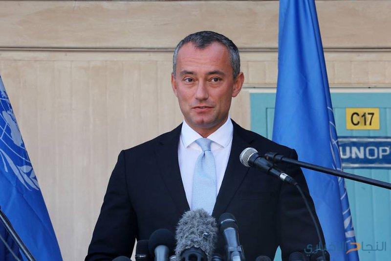 ميلادينوف: نعمل على منع اندلاع حرب جديدة على غزة