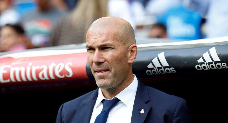 أول تعليق من زيدان بعد عودته لريال مدريد