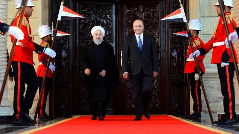 أمريكا: طهران تريد تحويل العراق لمحافظة إيرانية