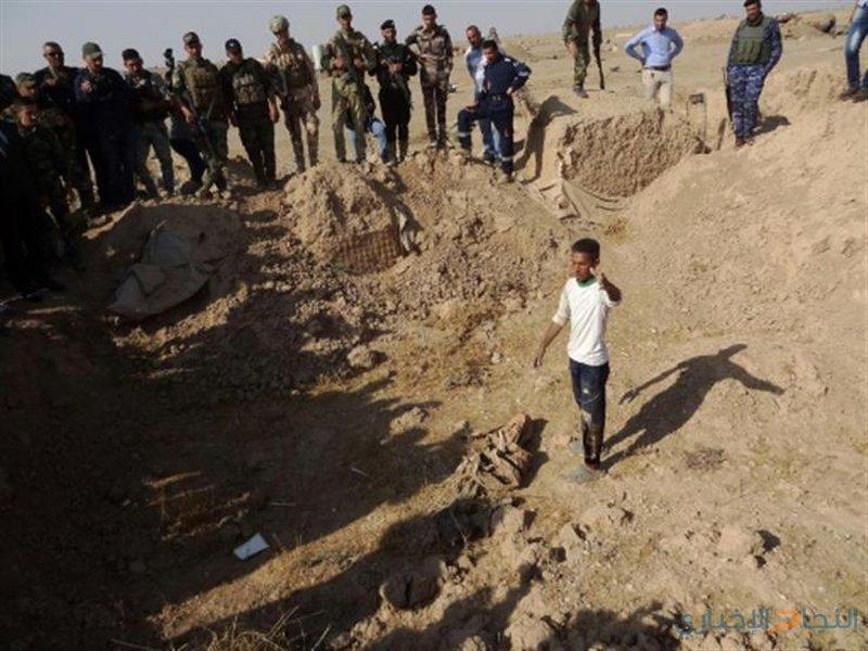 اكتشاف مقابر جماعية تضم 12 ألف جثة في العراق
