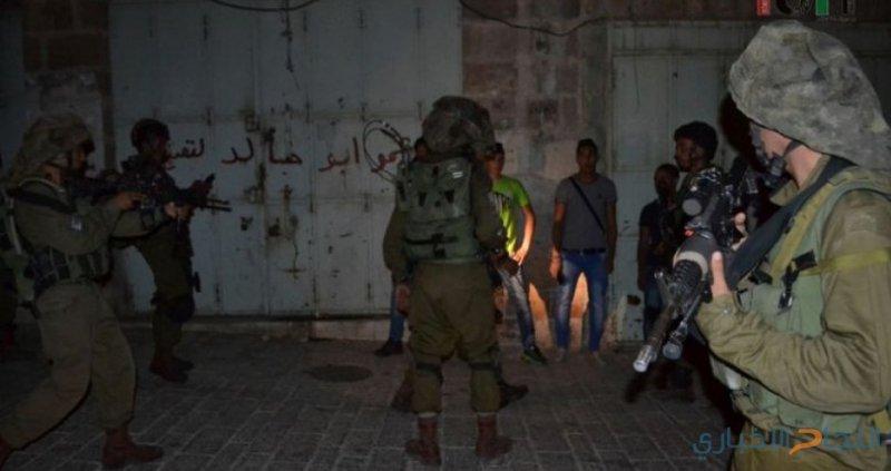 حملة اعتقالات ومواجهات بالضفة الغربية