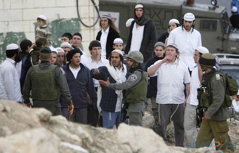 مستوطنون يختطفون طفلين جنوب نابلس - الأهالي حرروهم