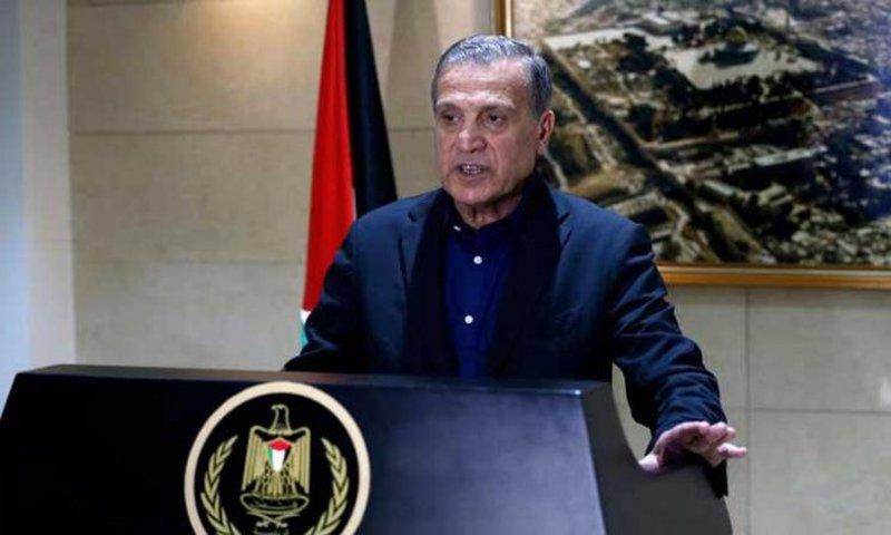 ابو ردينة:لقضيتنا الوطنية خطوط حمراء لا يمكن لاحد تجاوزها
