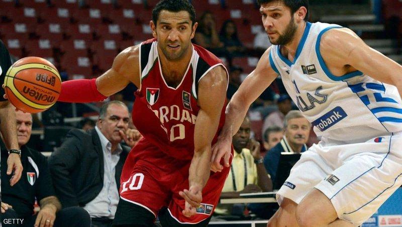 كأس العالم.. سلة الأردن تقع مع فرنسا وتونس مع إسبانيا