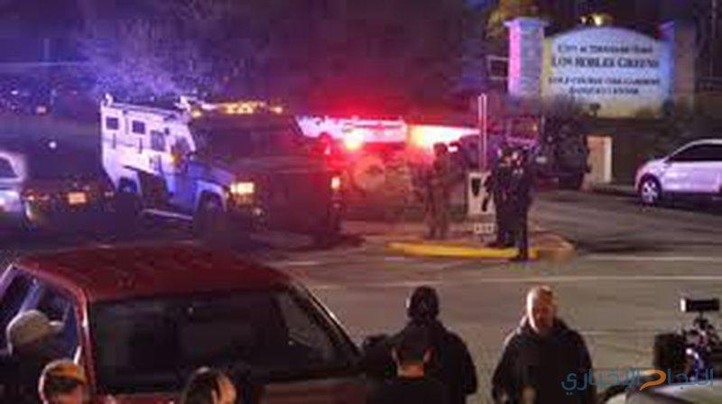 قتل 12 شخصا في حانة أميركية وأطلق النار على نفسه