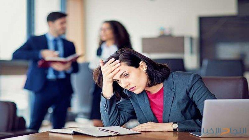 كيف يمكن معالجة الإجهاد في مكان العمل؟