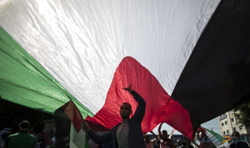 اليوم العالمى للتضامن مع شعب فلسطين