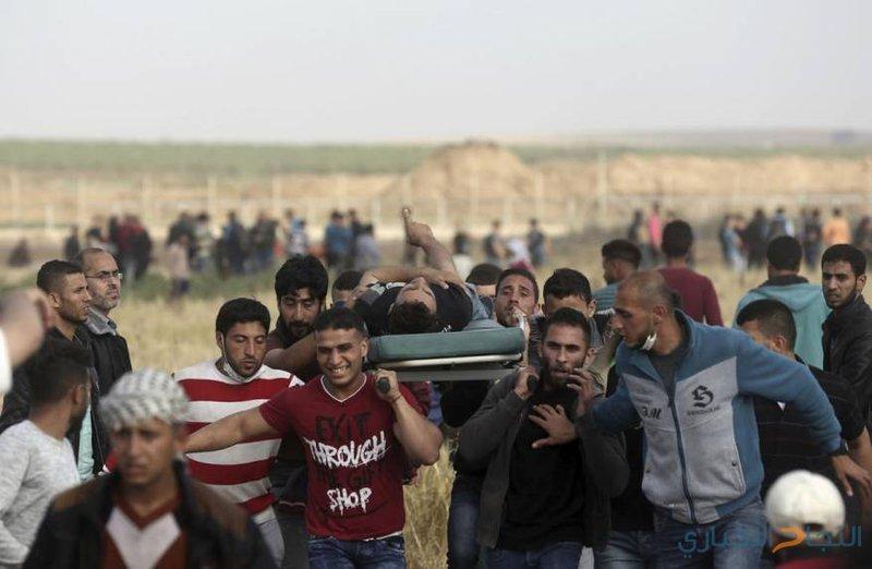 شهيد متأثراً بجراحه شرق غزة