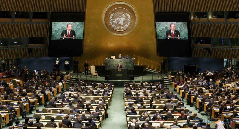 """فرانس برس: رسالة """"حماس"""" الى الأمم المتحدة لم تصل"""