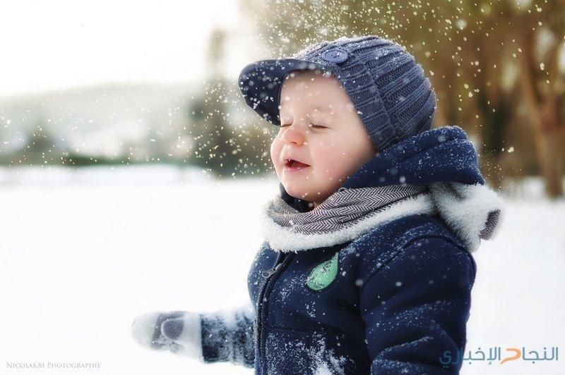 كيفية حماية الاطفال من أمراض الشتاء
