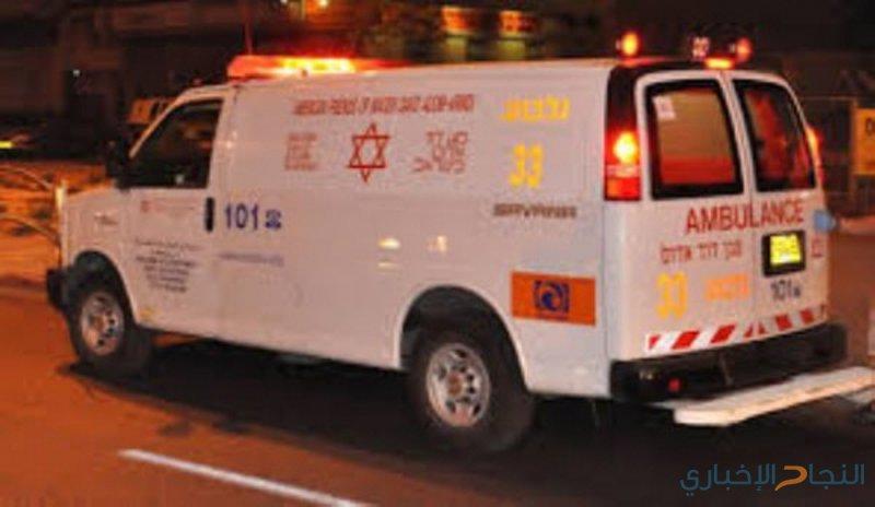 اصابة مواطن دهسته حافلة اسرائيلية غرب بيت لحم
