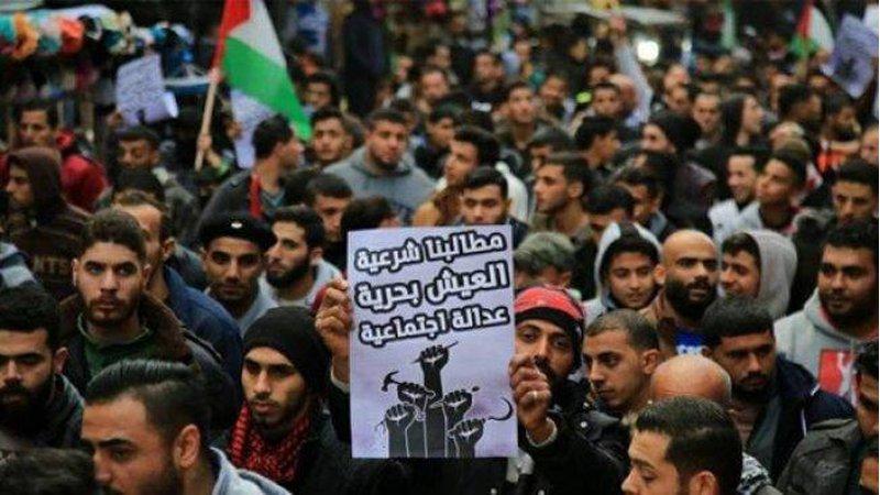 الأجهزة الأمنية بغزة تعتقل عشرات الناشطين