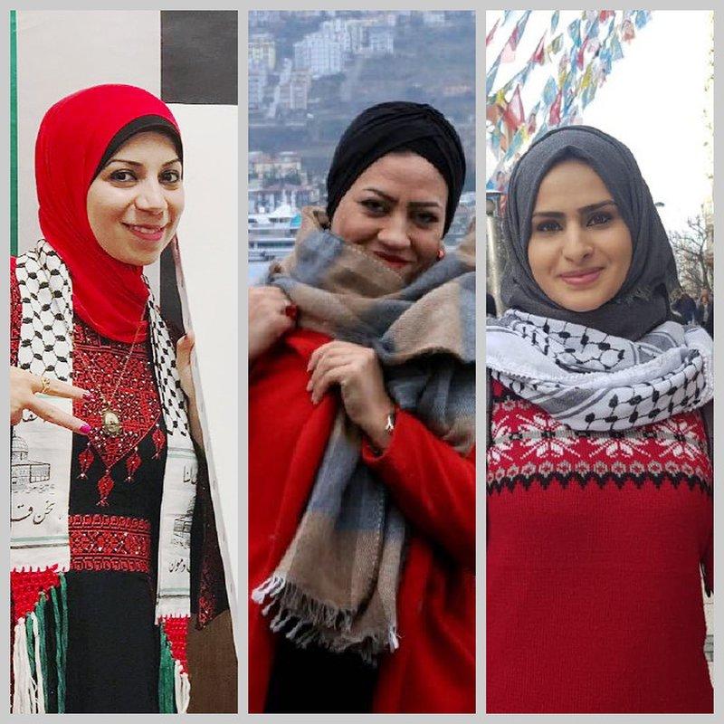 فتيات غزة آثرن على أنفسهن واخترن الغربة لبناء المستقبل