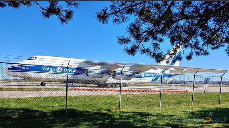 """روسيا تعرض طائرة """"AN-124"""" للبيع بسعر """"تشجيعي""""!"""
