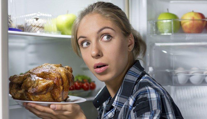 """علاقة الشراهة بالأكل بالجهاز العصبي """"البوليميا"""""""