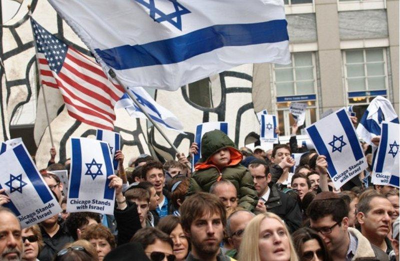 انخفاض في نسبة الأميركيين الداعمين لإسرائيل