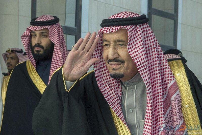 الملك سلمان وولي عهده يبعثان برسالتين لأردوغان
