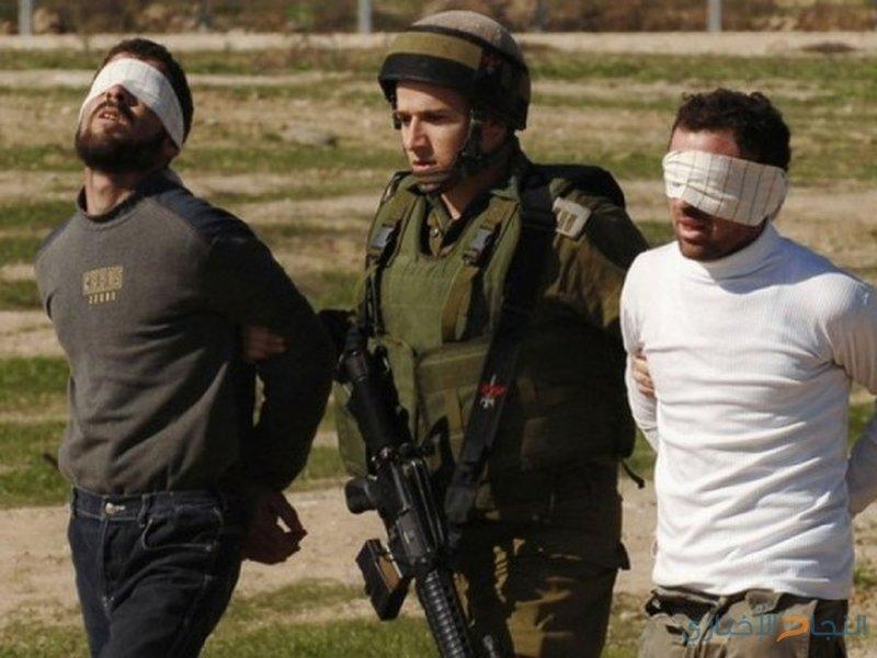 حملة مداهمات واعتقالات في الضفة الغربية