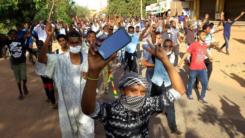 الأجهزة الأمنية في السودان تتهم أحزابا بالسعى لخلق الفوضى
