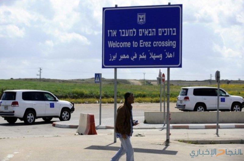 """وفد إعلامي أردني يدخل غزة عبر معبر """"بيت حانون"""""""