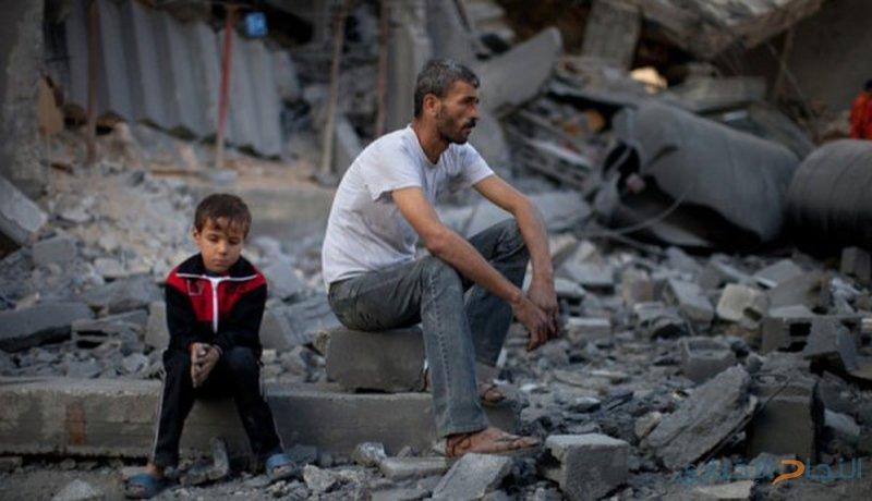 الرباعية الدولية تضع شرطين لمعالجة احتياجات غزة