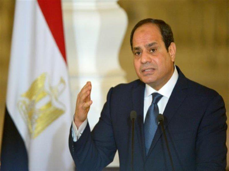 السيسي يؤكد الالتزام بالمبادرة العربية كأساس لحل الصراع