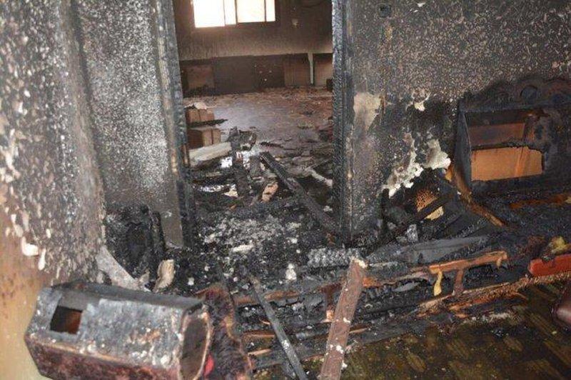 مصرع طفلين جراء حريق منزل في الخليل