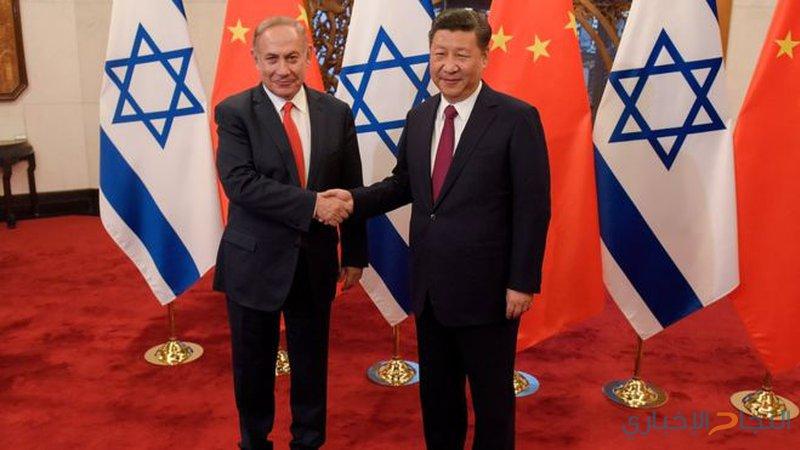 الصين واسرائيل تعززان علاقاتهما بمجموعة اتفاقيات