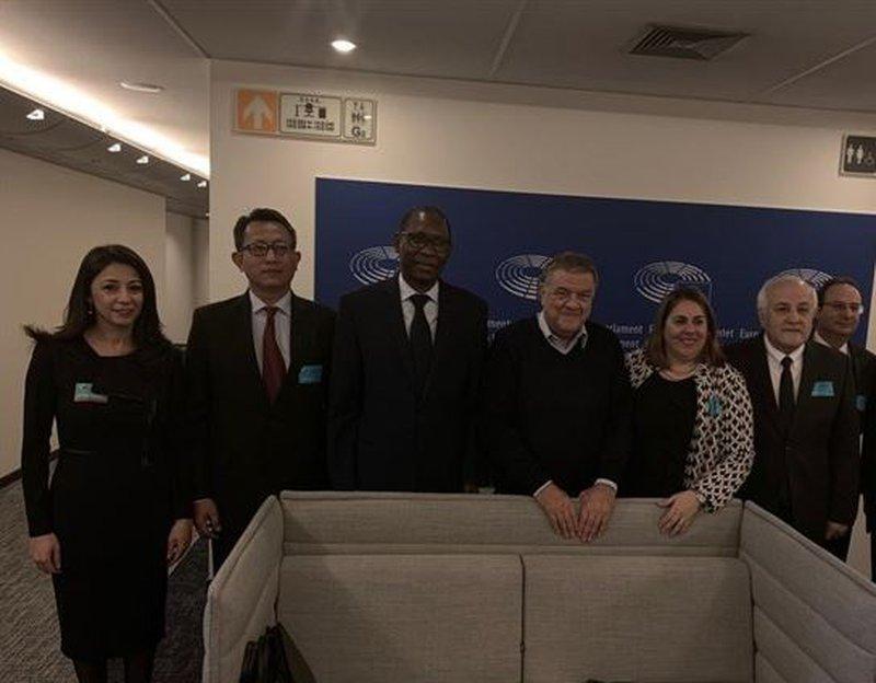لجنة الامم المتحدة للحقوق الفلسطينية تواصل اجتماعاتها