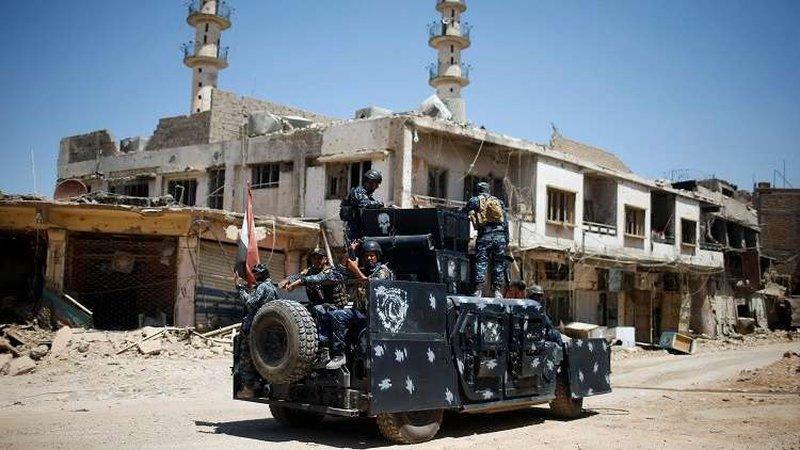 داعش يلتقط أنفاسه الأخيرة في الموصل