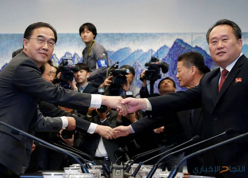 بدء حظر الطيران قرب الحدود بين الكوريتين