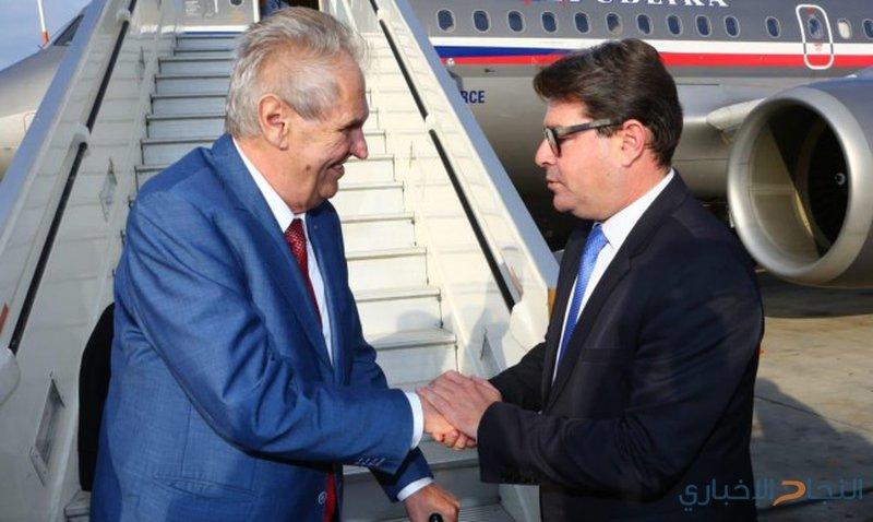 """الرئيس التشيكي ضد """"حل الدولتين"""""""