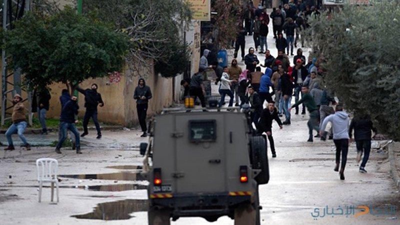 إصابات بالرصاص الحي واعتقالات خلال المواجهات بجنين