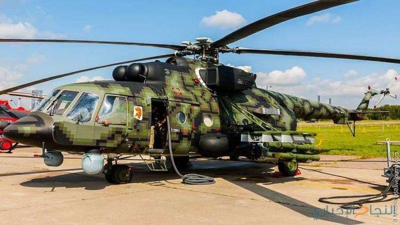 روسيا تصمم عربة مدرعة طائرة للمظليين