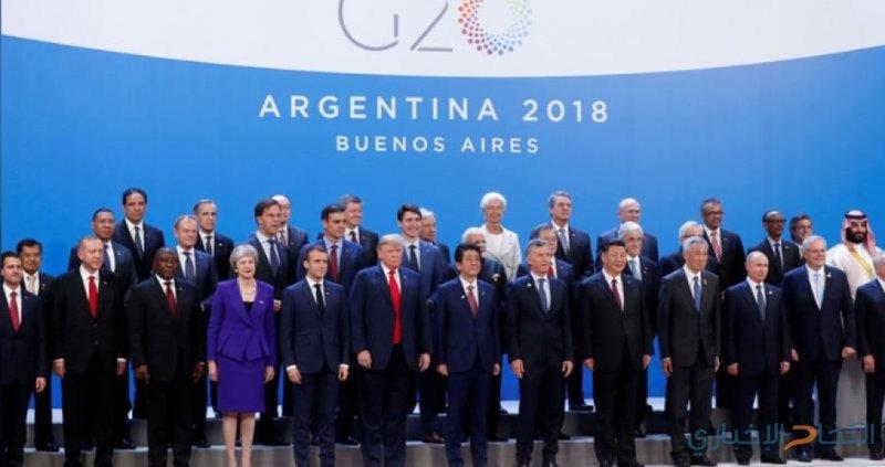 هل تم تهميش بن سلمان في ختام قمة العشرين ؟