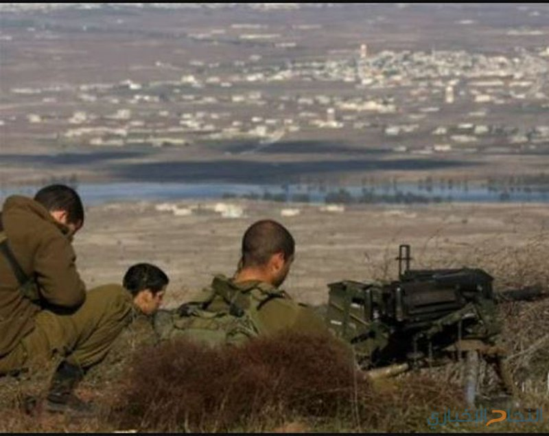 الاحتلال  الاسرائيلي يوقف استقبال الجرحى السوريين