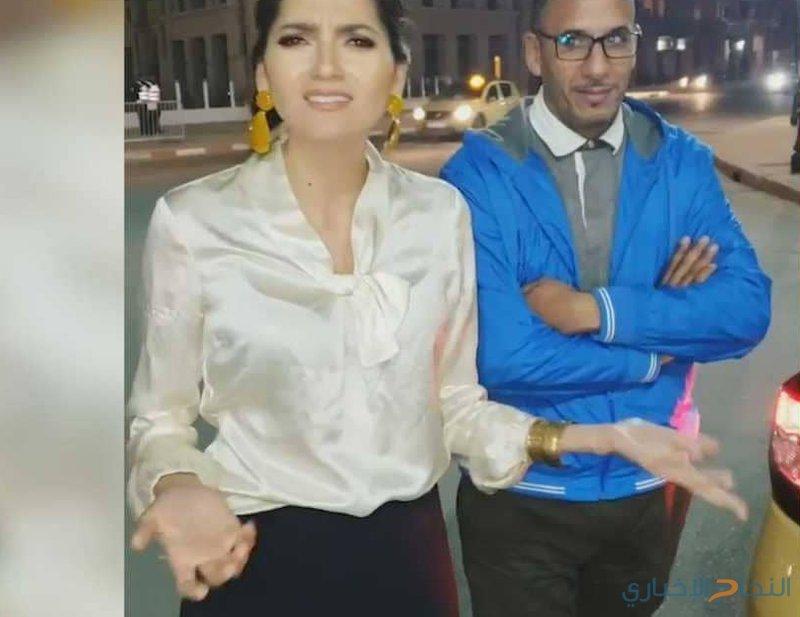 إنسانية سائق مغربي تذهل نجمة أميركية