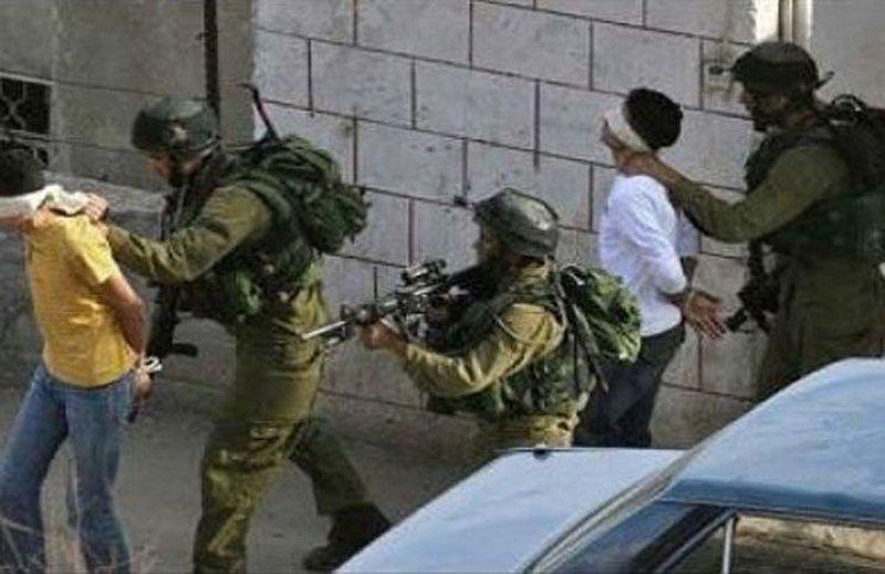 الاحتلال الاسرائيلي يعتقل مواطنين من بيت لحم