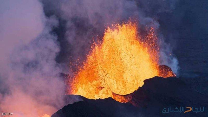 """""""البركان الشرير"""" قادم.. وشمال أوروبا مهدد بالدمار"""