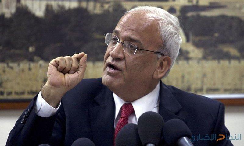 عريقات: الرئيس انتصر للوحدة الفلسطينية