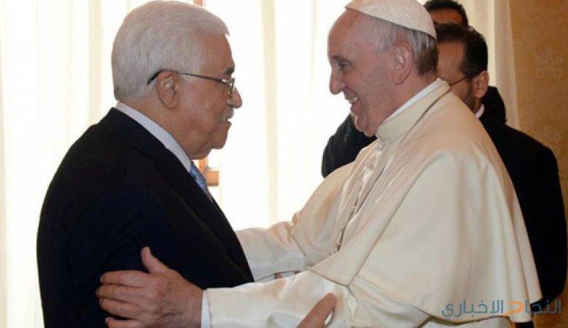 الرئيس يلتقي بابا الفاتيكان