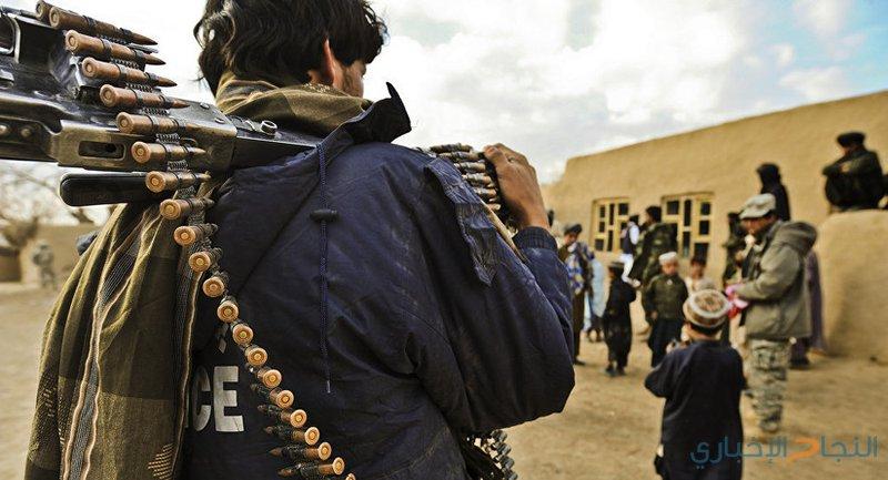 مقتل عناصر من الشرطة الأفغانية خلال هجوم مسلح