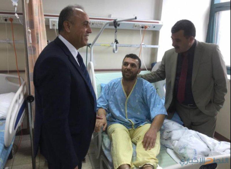 سلطات الاحتلال تقرر الإفراج عن الأسير مبروك جرار