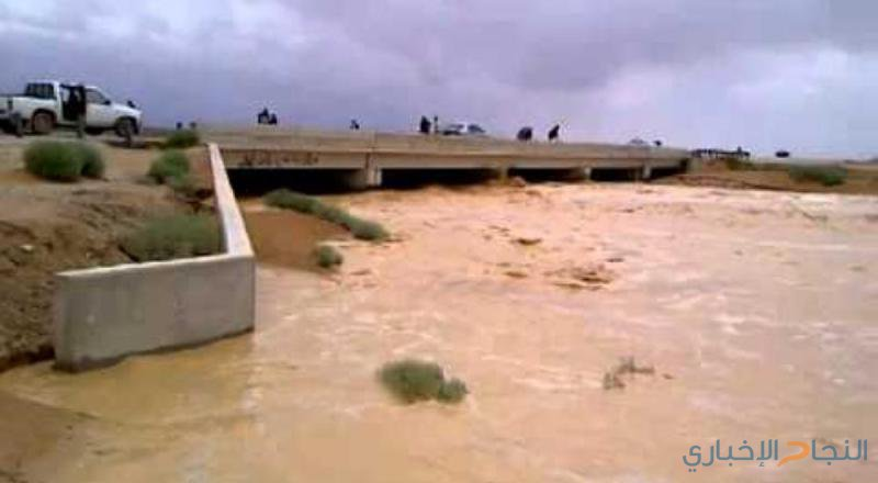 ارتفاع عدد ضحايا السيول في الأردن إلى 11