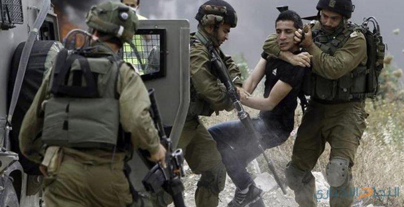 الاحتلال يعتقل 4 مواطنين بينهم محرران