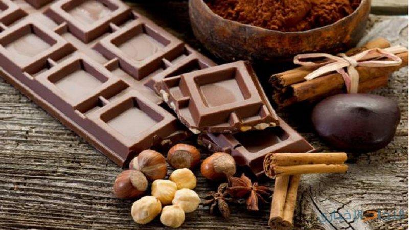 تاريخ ولادة الشوكولاتة