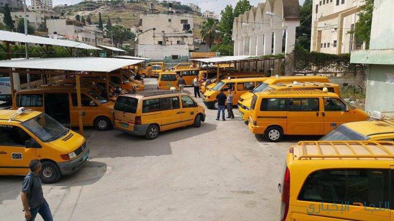 النقل والمواصلات تنفي فرض اي رسوم على المركبات غزة