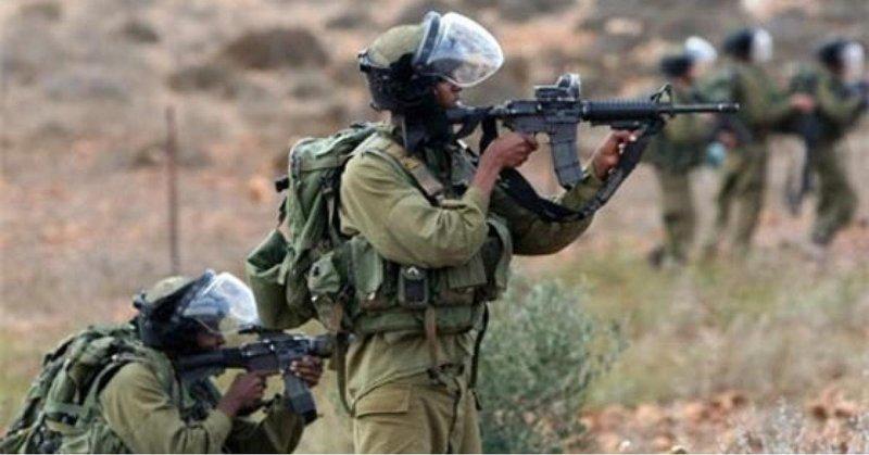 جنين: الاحتلال يحتجز مواطنا ويجرف أراضي في برطعة
