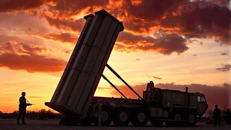 """15 مليار $ دفعة مالية أولى لنصب منظومة صواريخ """"ثاد"""" بالسعودية"""